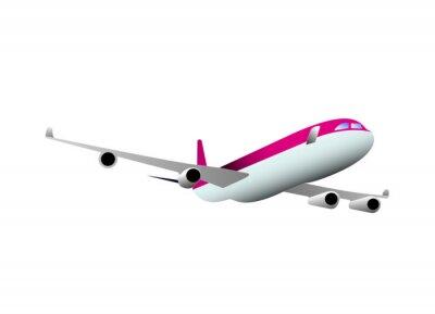 Vinilo aereo, vacanze, vacanza, volare