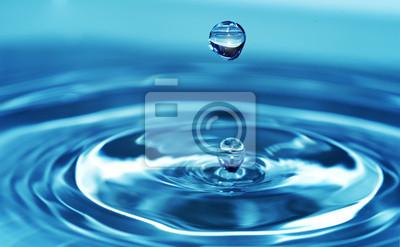 Vinilo Agua Splash