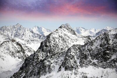 Vinilo Alpes