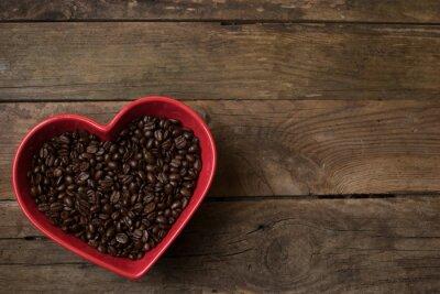 Vinilo Amor para el café,
