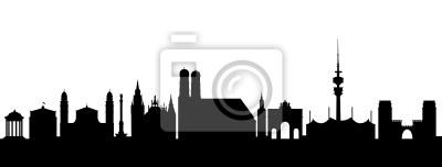 Vinilo Atracciones Múnich