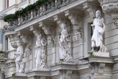 Vinilo Ayuntamiento de Graz la capital de Estiria en Austria el 10 de enero de 2015.