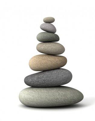 Vinilo balance stones