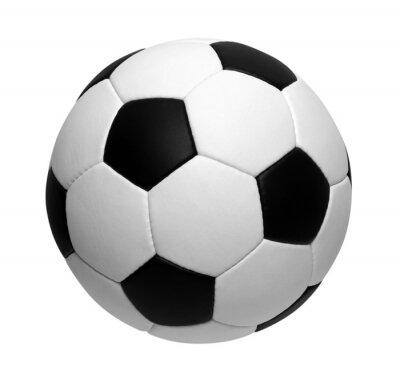 Vinilo balón de fútbol