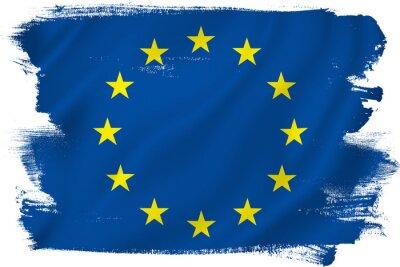 Vinilo Bandera de la UE