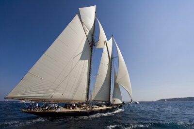 Vinilo Barco de vela