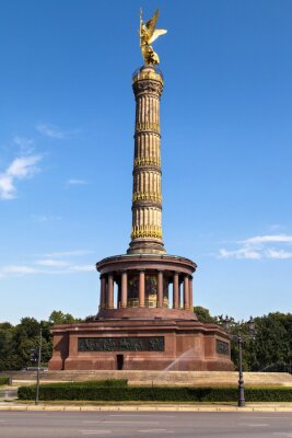Vinilo Berlín Siegessaule