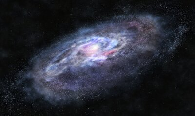 Vinilo Beyond the galaxy