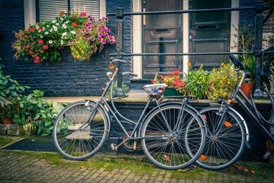 Vinilo Bicicletas en Amsterdam
