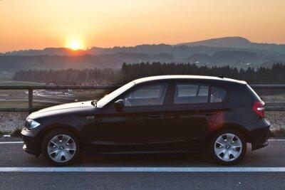 Vinilo BMW Sunset Sunset