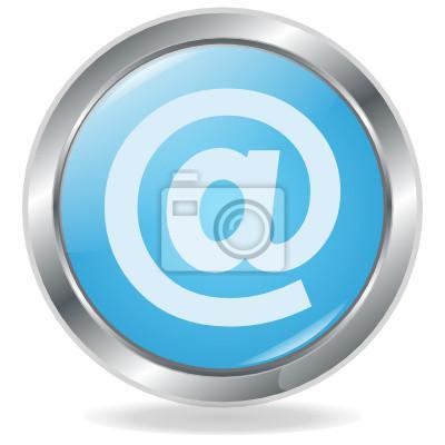 Botón E-Mail blau