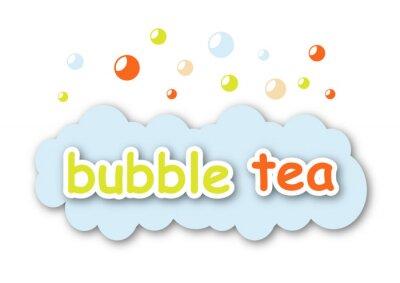 Vinilo Bubble Tea Pegatinas