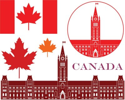 Vinilo Canadá