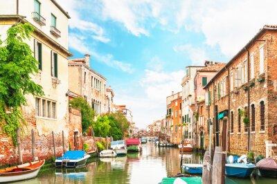 Vinilo Canal Venice Italy