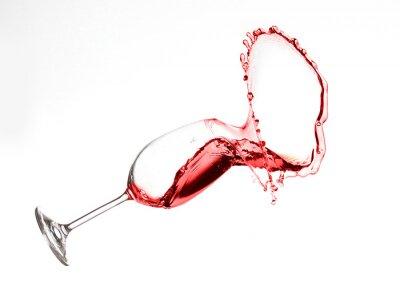 Vinilo Chapoteo del vino
