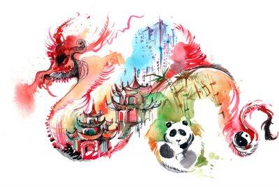 Vinilo China