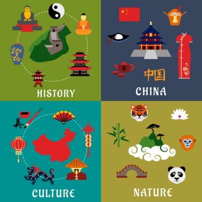 Vinilo China, historia, cultura y naturaleza iconos
