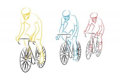 Vinilo Ciclismo