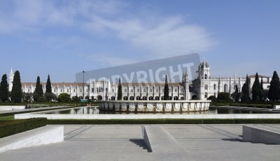 Vinilo Cityview de Lisboa, la ciudad capital de Portugal