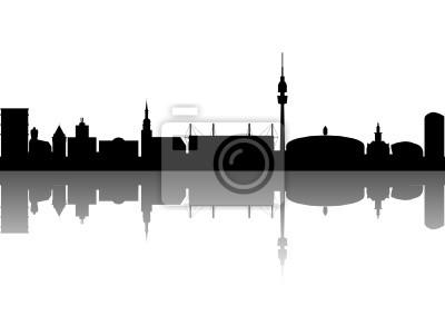 Vinilo Ciudad de Dortmund