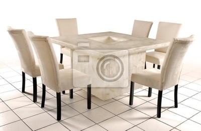 Comedor mesa de onix vinilos para portátiles • vinilos para la pared ...
