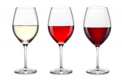 Vinilo conjunto copa de vino