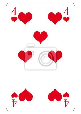 Corazón 4 abstracta