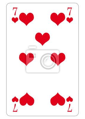 Corazón 7 abstracta