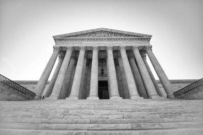 Vinilo Corte Suprema de EE.UU.