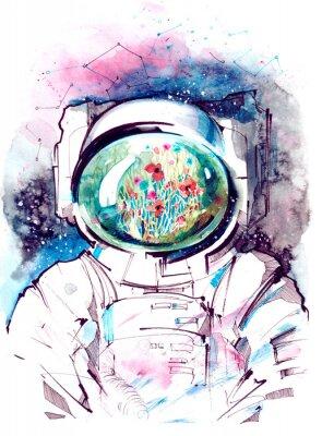 Vinilo cosmos