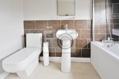 Cuarto de baño vinilos para portátiles • vinilos para la pared ...