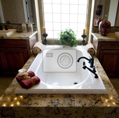 Cuarto de baño de lujo vinilos para portátiles • vinilos para la ...