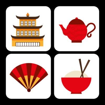 Vinilo cultura china