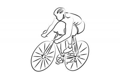 Vinilo Cyclisme