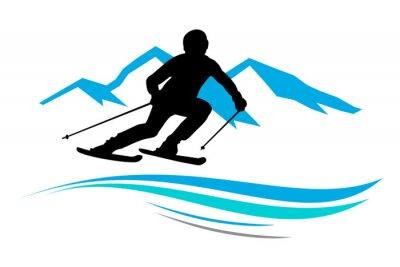 Vinilo Deportes de invierno - 13