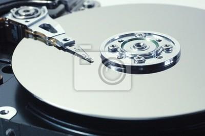 Detalle Festplatte