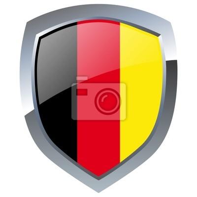 Vinilo Deutschland Emblema