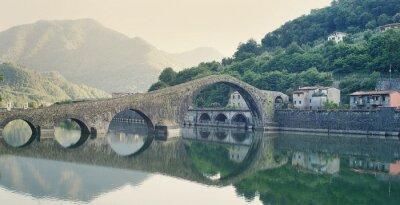 Vinilo Devils Bridge Italia