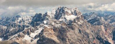 Vinilo Dolomitas montaña