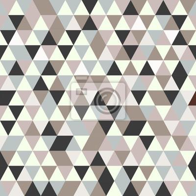 Vinilo Dreiecké als Hintergrund-Muster