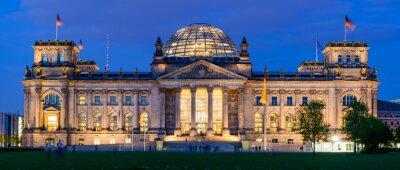 Vinilo Edificio del Reichstag en Berlín