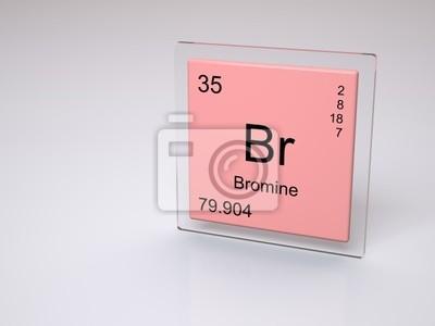 El bromo smbolo br elemento qumico de la tabla peridica vinilo el bromo smbolo br elemento qumico de la tabla peridica urtaz Choice Image