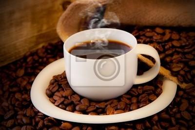 Vinilo El café fresco