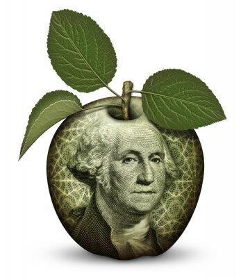 Vinilo El dinero de Apple