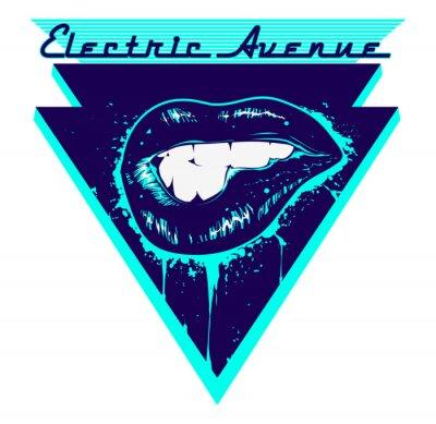 Vinilo Electric Avenue