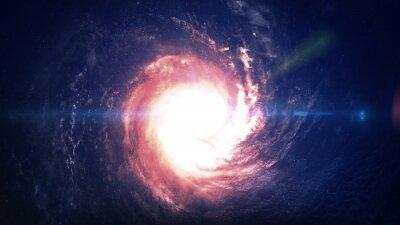 Vinilo Elementos de esta imagen proporcionados por la NASA