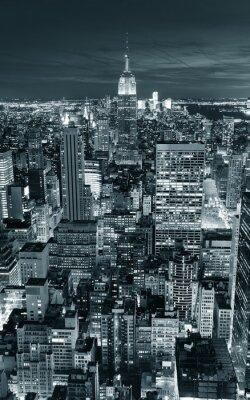 Vinilo Empire State Building de cerca