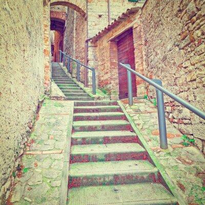 Vinilo Escalera