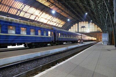 Vinilo Estación de Lvov