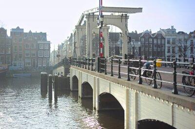 Vinilo Famoso Delgado Puente, Amsterdam